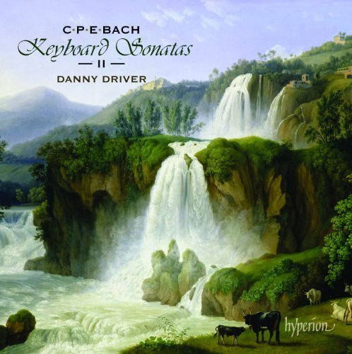 C P E Bach Keyboard Sonatas (Vol 2)