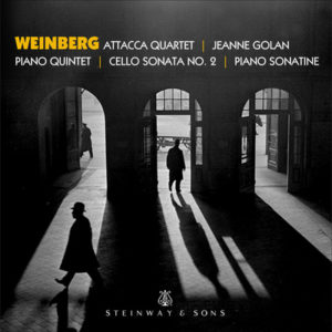Attacca Quartet: Weinberg