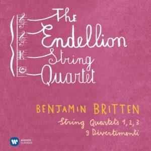 Endellion String Quartet: Benjamin Britten