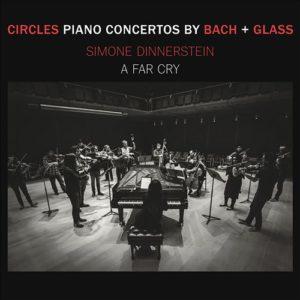 Circles: Piano Concertos by Bach & Glass