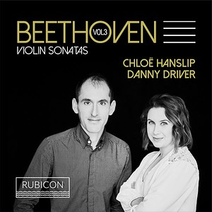 Beethoven Sonatas for Piano & Violin (Vol 3)