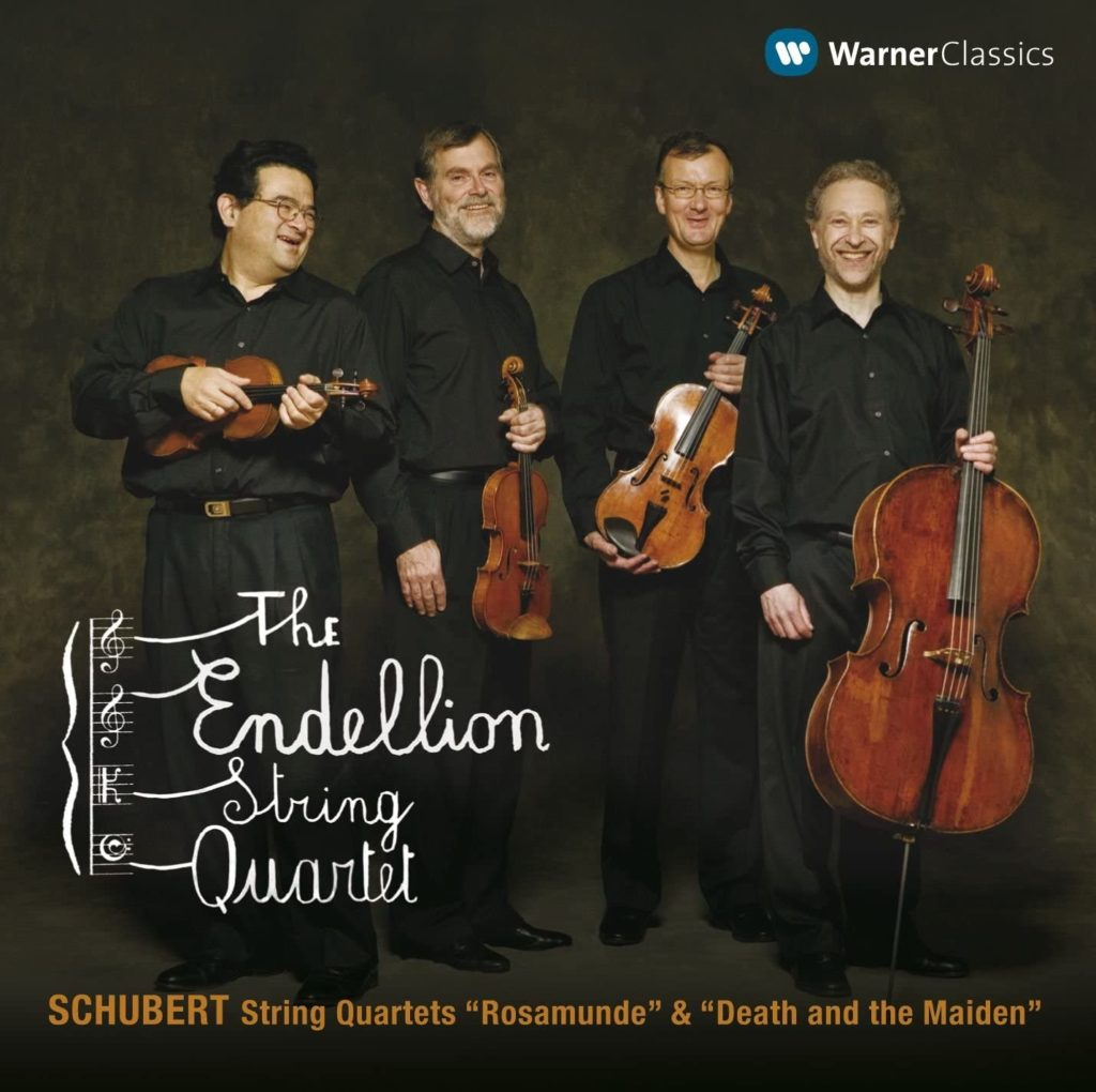 Endellion String Quartet plays Schubert