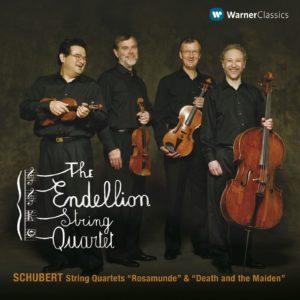 Endellion String Quartet plays Schubert