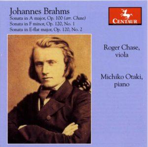Johannes Brahms Sonatas