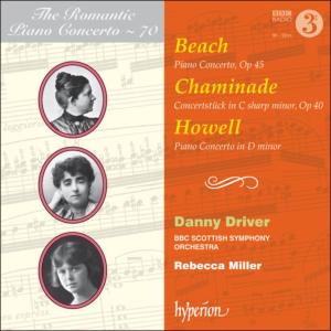 The Romantic Piano Concerto