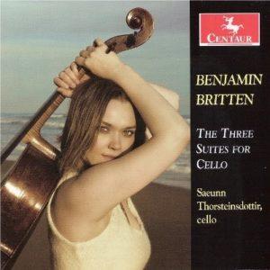 Benjamin Britten: The Three Suites for Cello